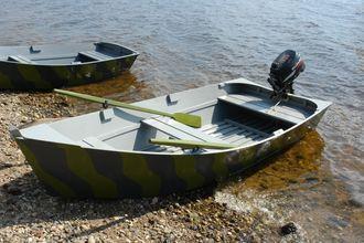 Фанерные лодки